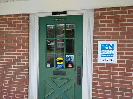 Berks Personnel Network Building Exterior