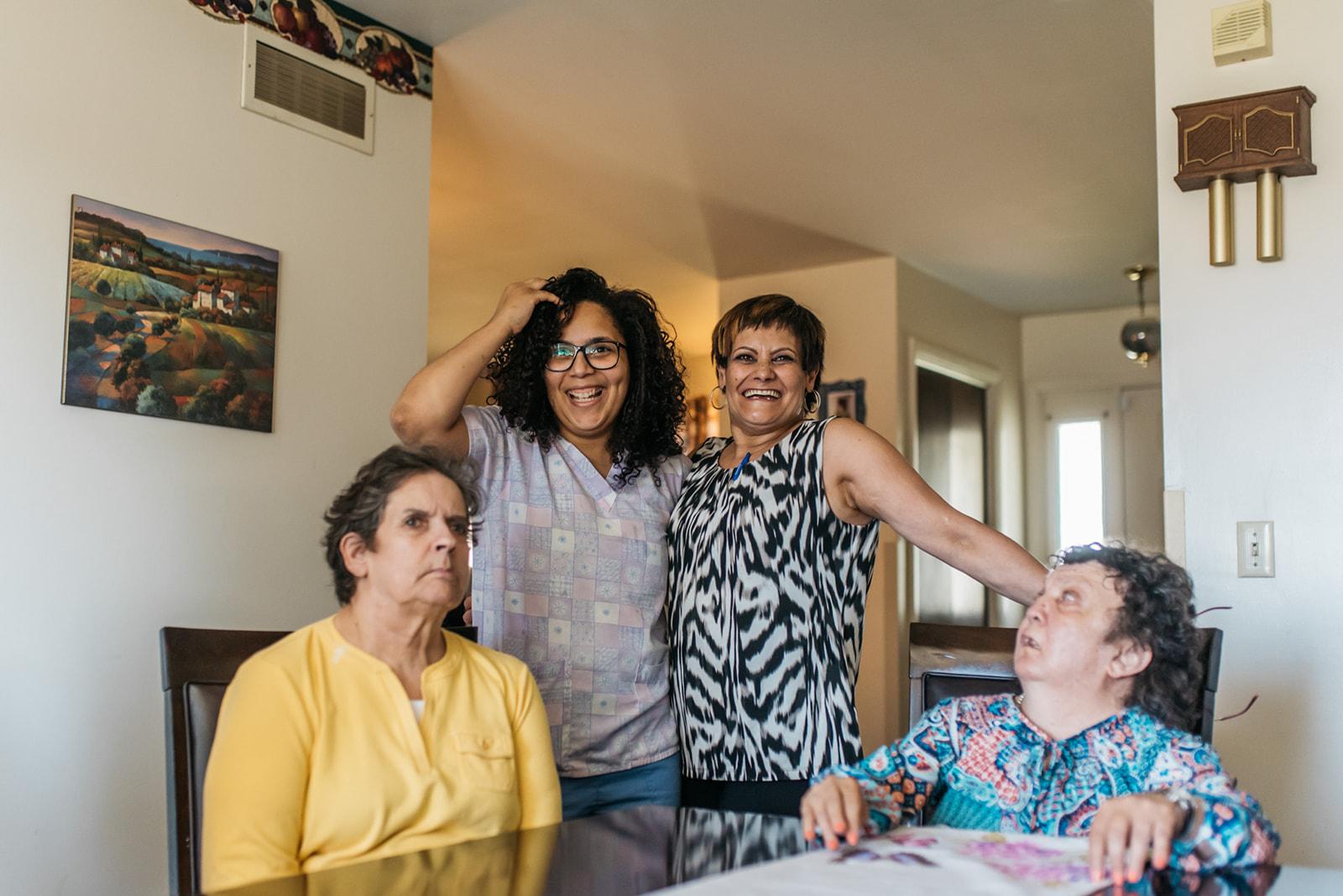 Community Homes in Berks County - Threshold Rehabilitation Services, Inc.